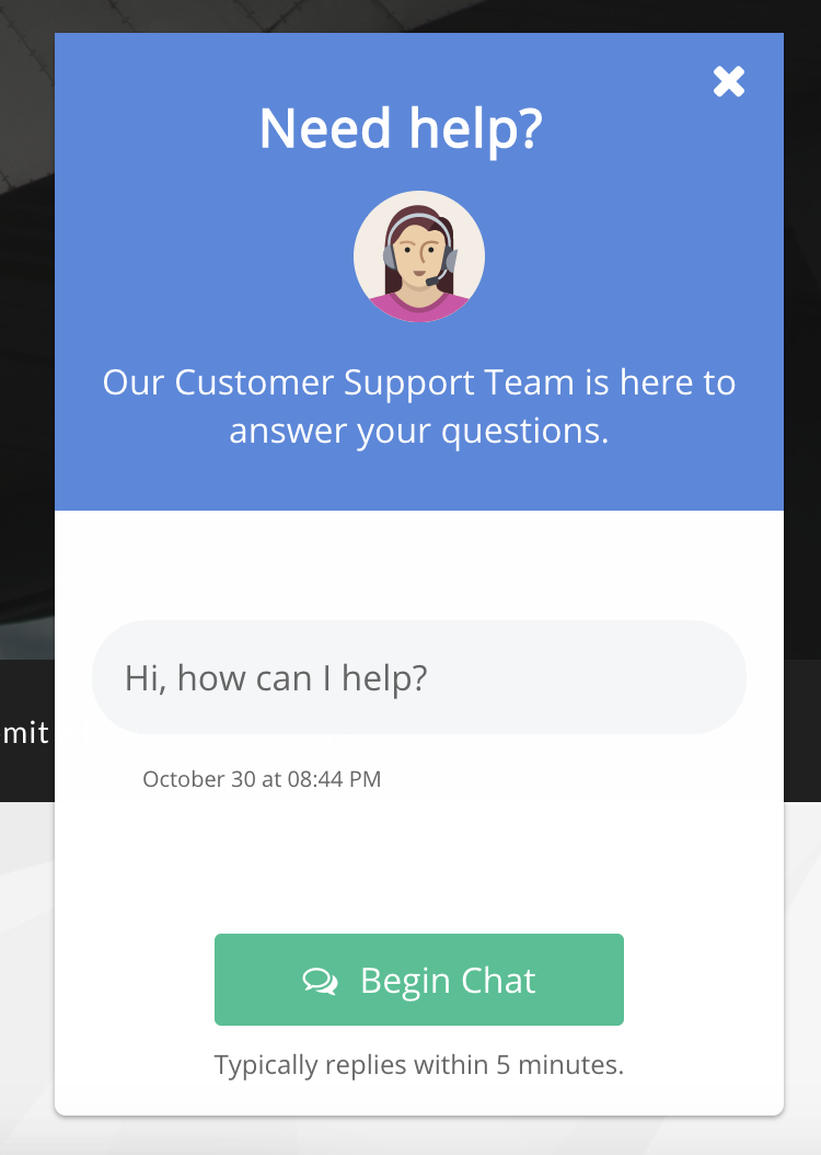 POWr Facebook Chat
